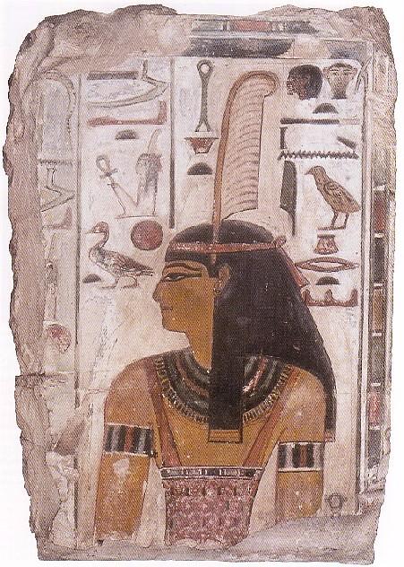 la déesse Maat | by le livre des morts