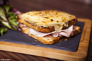 croque jambon | by Eva Blue