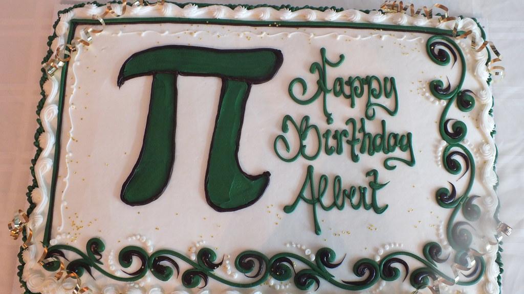 Princeton Birthday Cake