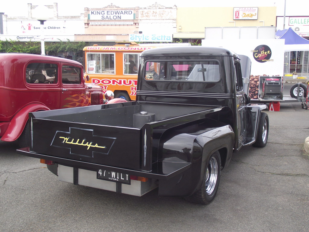 1947 Willys Jeep Truck Hot Rod Rare And Very Nice Wil Flickr 1941 Pickup Trucks By Five Starr Photos Aussiefordadverts