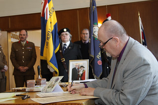 Signing Covenant5 | by Bury Photos