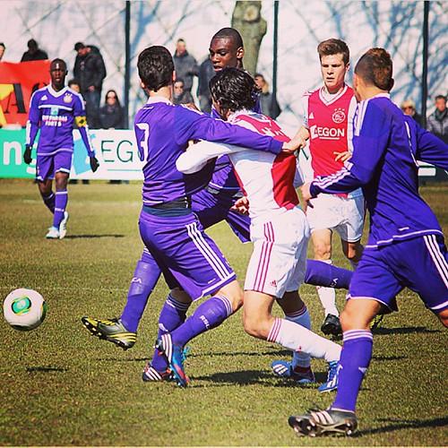 Ezra Walian, niet af te stoppen. #topscorer #Ajax | by Best Bet On The ...