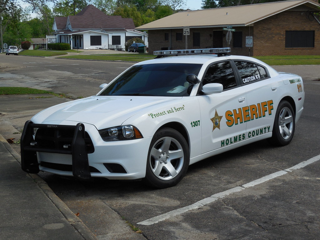 Holmes County Sheriff's Office Dodge Charger K9 | Bonifay, F… | Telogia Creek | Flickr