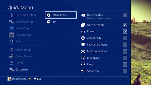 Quick Menu 2 | by PlayStation Europe