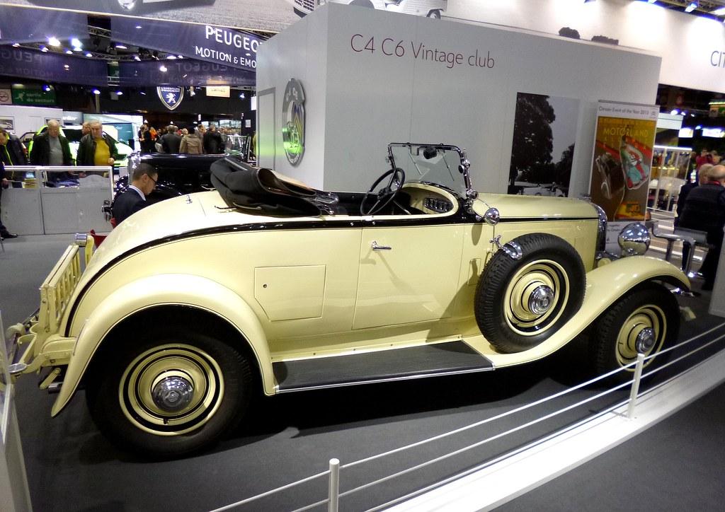 citroen c6 beige r tromobile porte de versailles paris flickr. Black Bedroom Furniture Sets. Home Design Ideas