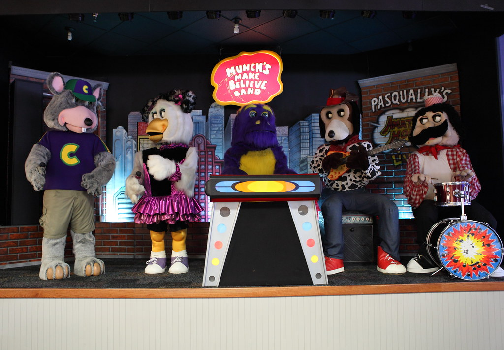 Munch's Make Believe Band | Munch's Make Believe Band at ...
