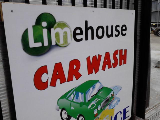 Lime Wash Car Wash Portage