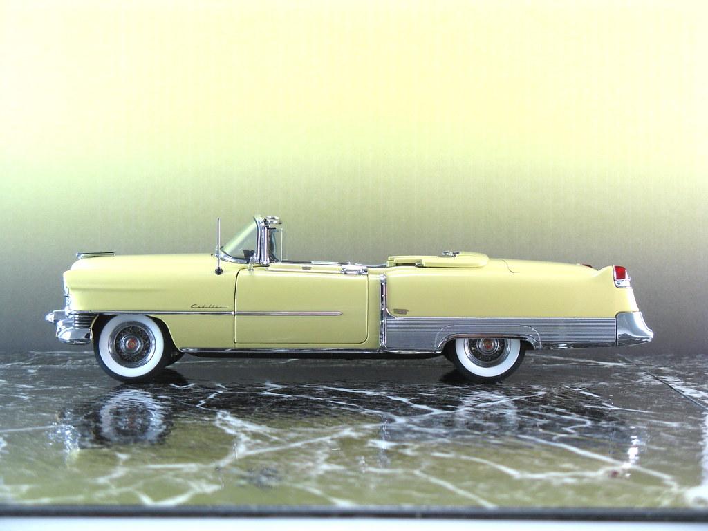 Diecast Car Forums Pics Since Dennis Declared Today As Cadillac 1954 El Dorado Dbm041 E Eldorado Cv Apollo Gold