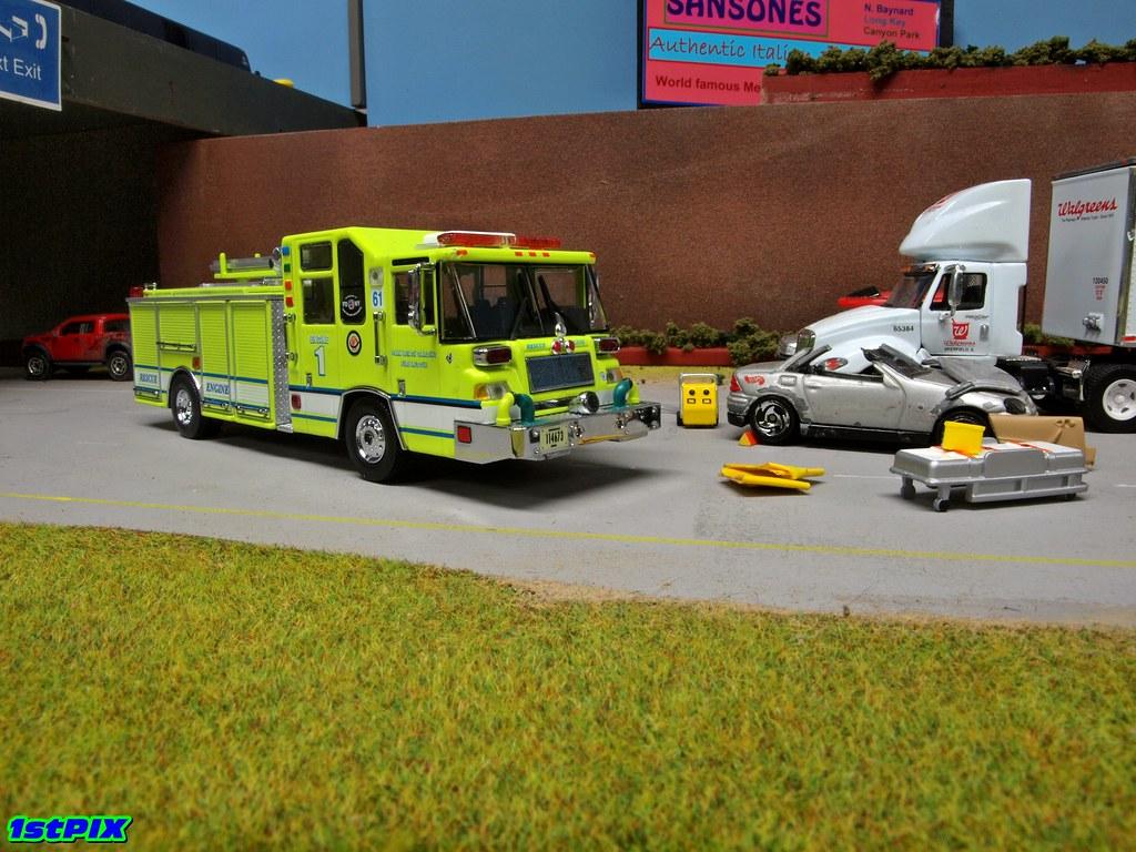 Palm Beach Gardens Fire Rescue Engine 1 Pbgfr Engine 1
