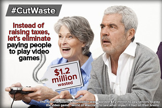 Cut Waste: Pay to Play | by House GOP