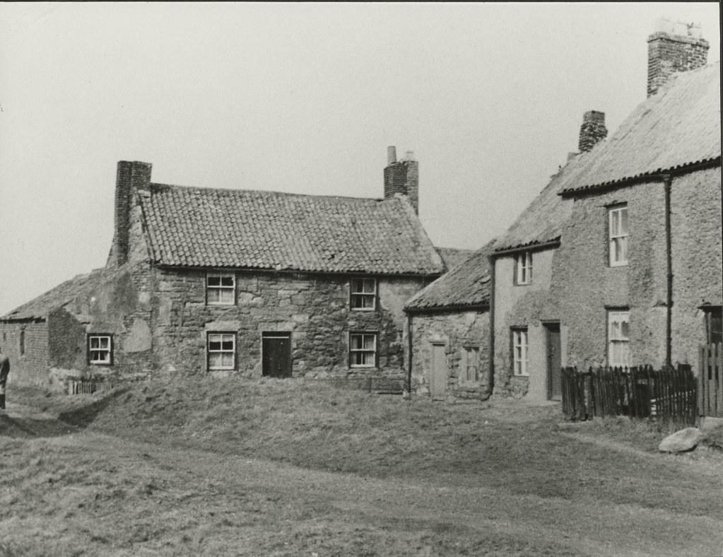 Seaton Sluice - Rocky island in 1928 | Lovely quaint ...