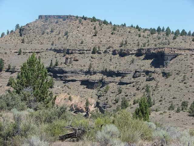 Whychus Creek Canyon
