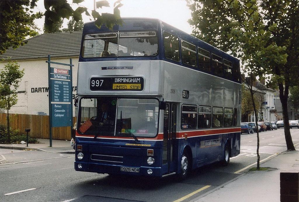 D926nda Walsall 1992 Lichfield Street Walsall 2926