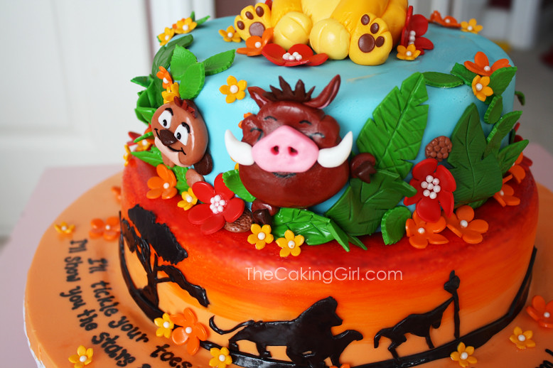 Lion King Baby Shower Cake Visit My Blog At Www