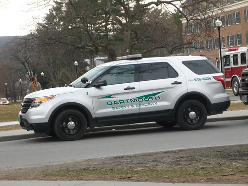 New Ford Explorer >> Dartmouth College Safety and Security- Ford Explorer Polic ...