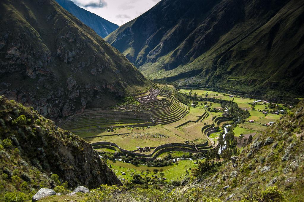 Peru's Inca Trail to Machu Picchu