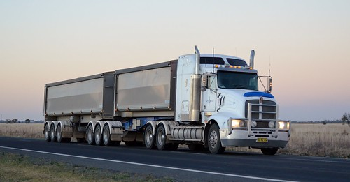 Kenworth T608 | by quarterdeck888