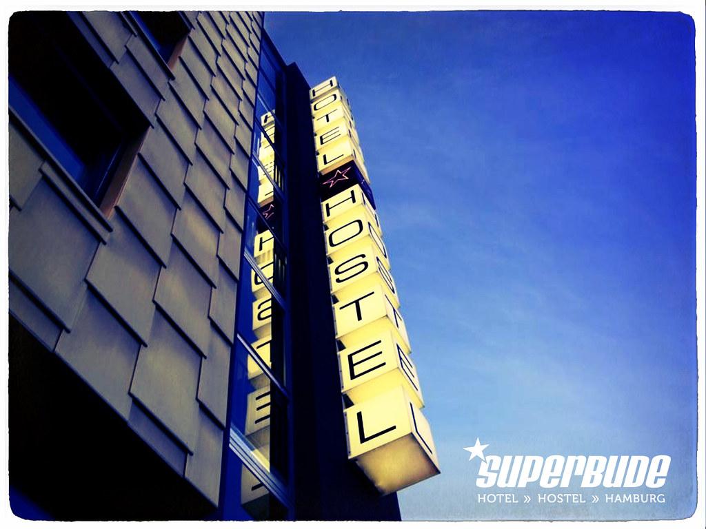 Hotel Superbude Hamburg