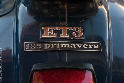 Rassemblement Verspa et Lambretta à Spilimbego (Friul) Août 2016