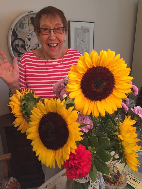Happy 91st Birthday Millie!