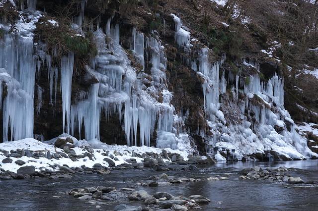 三十槌の氷柱(みそつちのつらら) | hoge asdf | Flickr flickr-fre