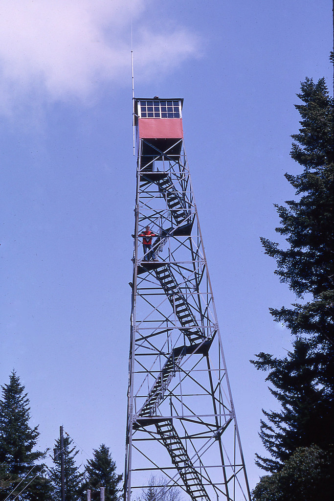 Image result for mt sterling fire tower