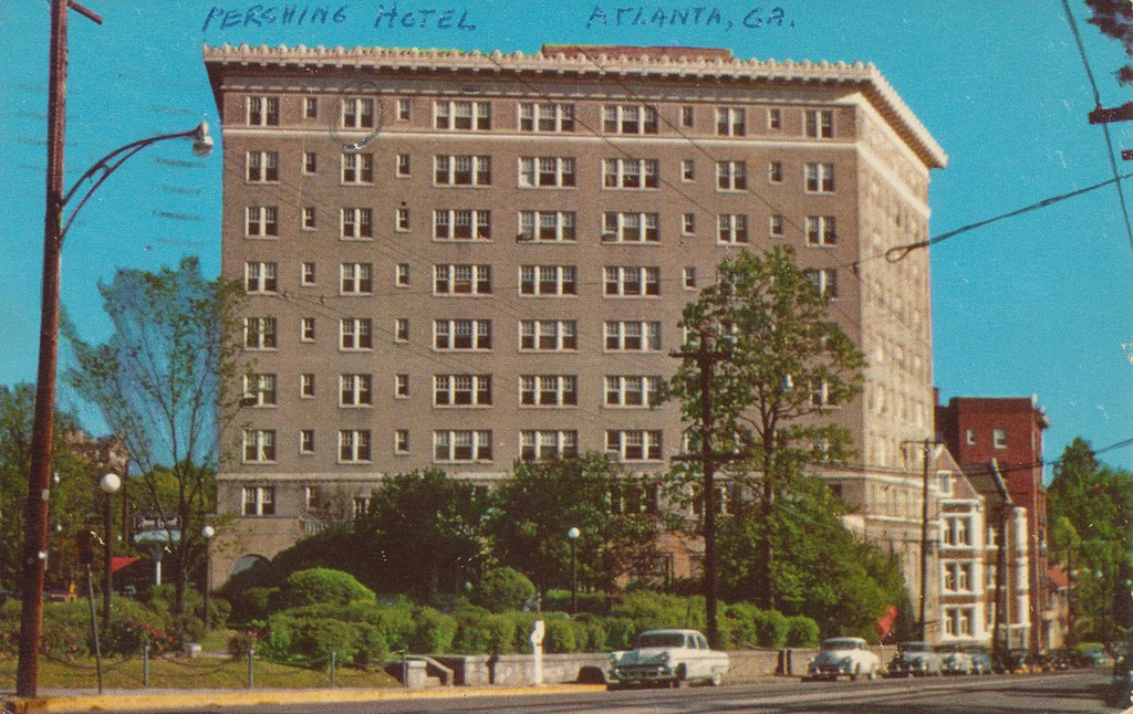 Pershing Hotel - Atlanta, Georgia