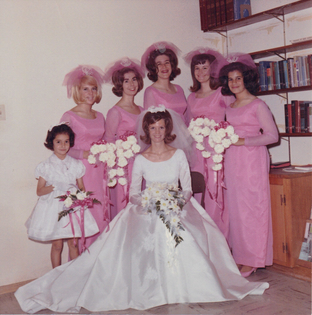 60 Wedding Dresses For Bride: My Grandmother On Her Wedding Day, 60's