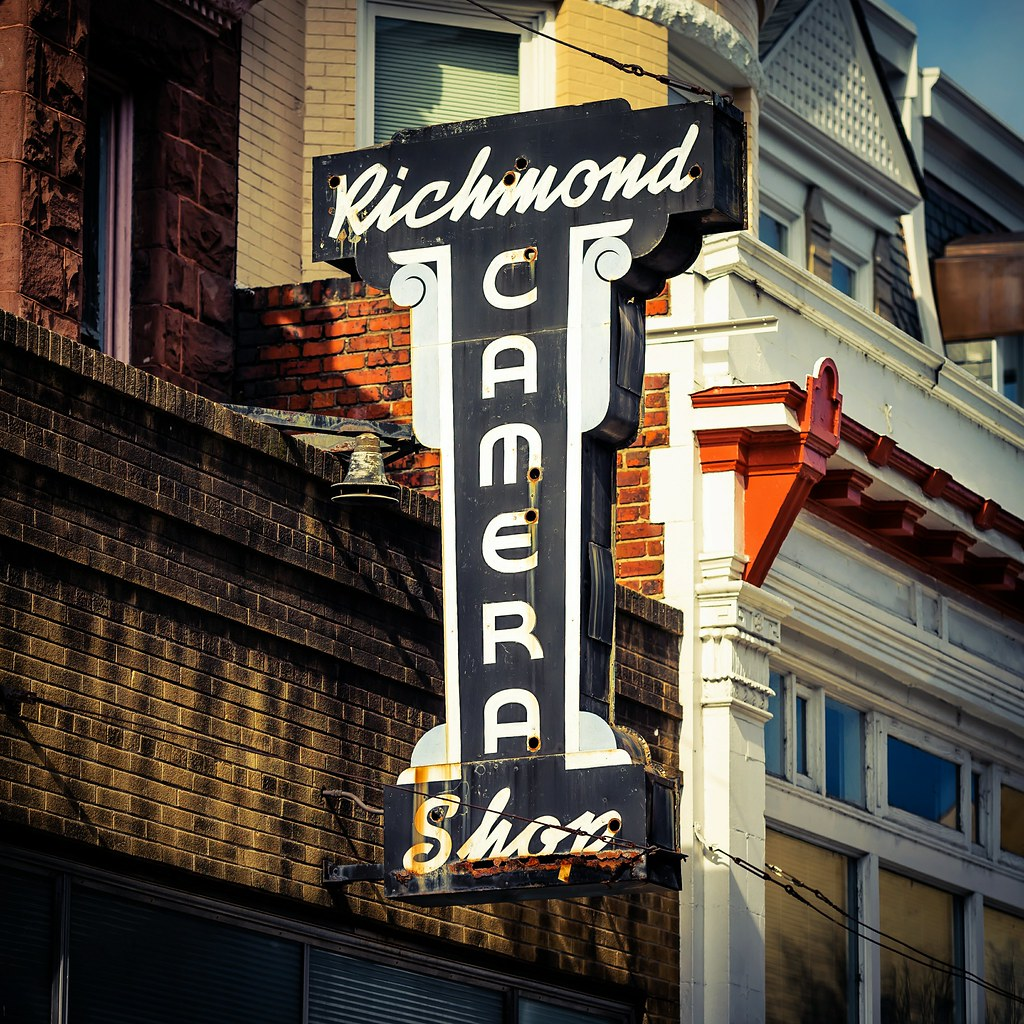 Richmond Camera Shop | Bill Dickinson | Flickr