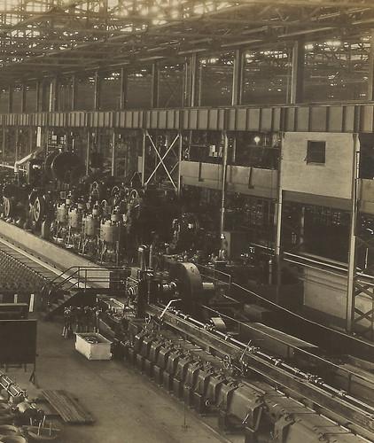 Se Dearborn Detroit Mi Rppc Ford Motor Co Industry Steel A