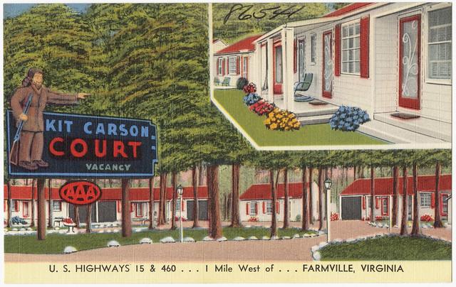 Motels In Farmville Va