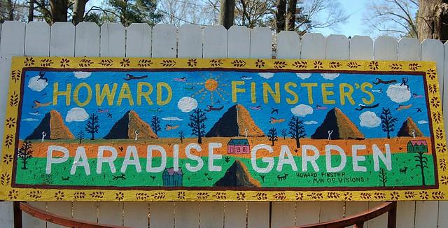 Howard Finster 39 S Paradise Garden In Summerville Georgia Flickr Photo Sharing