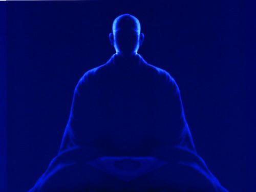 Zen 禅 Seon 선 chan Zazen (sitting in deep silence)