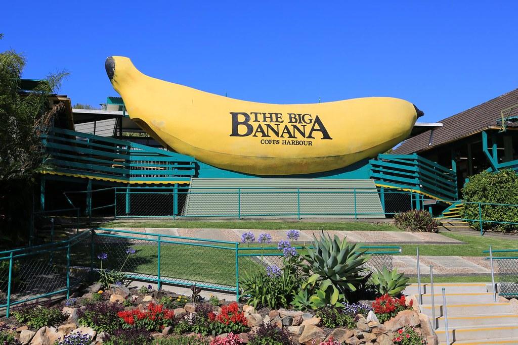 2012 11 20 0849 15 000 The Big Banana At Coffs Harbour