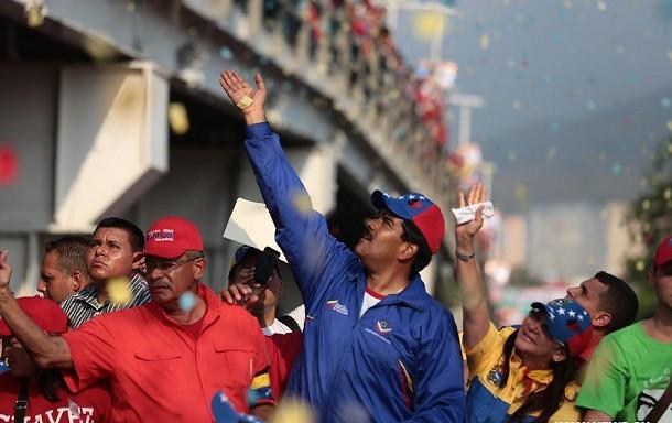 Autogolpe en Venezuela