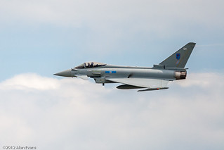 Eurofighter Typhoon FGR4 | by alan-evans