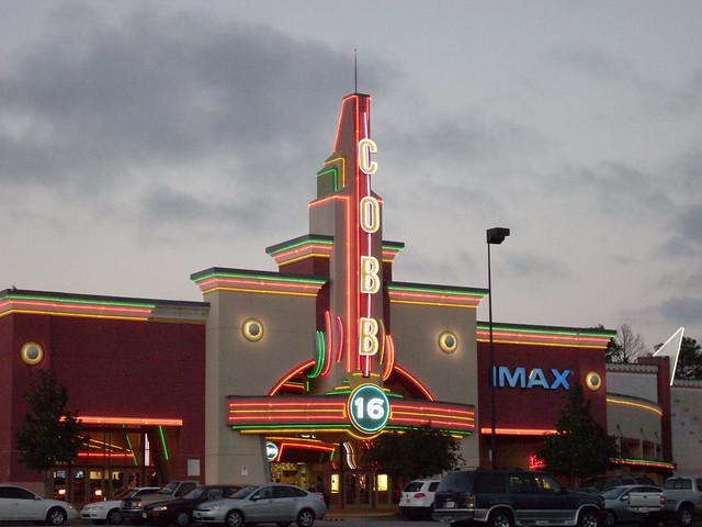 tuscaloosa alabama cobb 16 theatre flickr photo