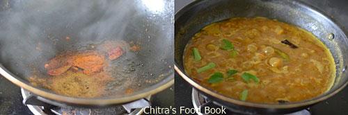 Hotel style idli sambar recipe