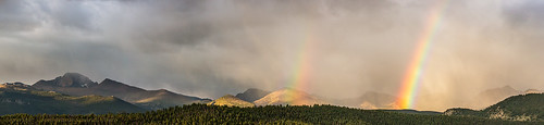Rocky Mountain Rainbow | by TheDigitalJeanie
