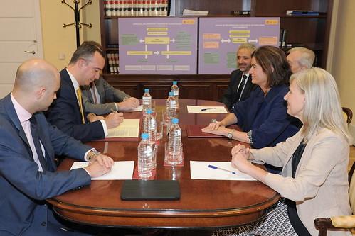 Interior y justicia colaboran para reforzar la actuaci n d for Interior y justicia