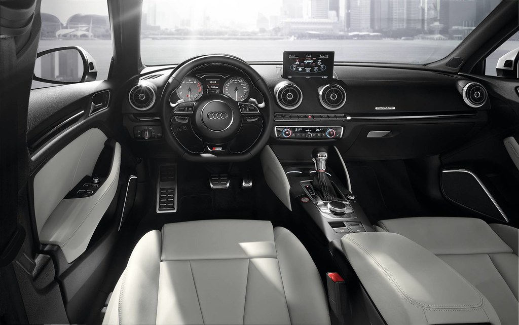 New audi s3 sportback interior for Audi s3 interior