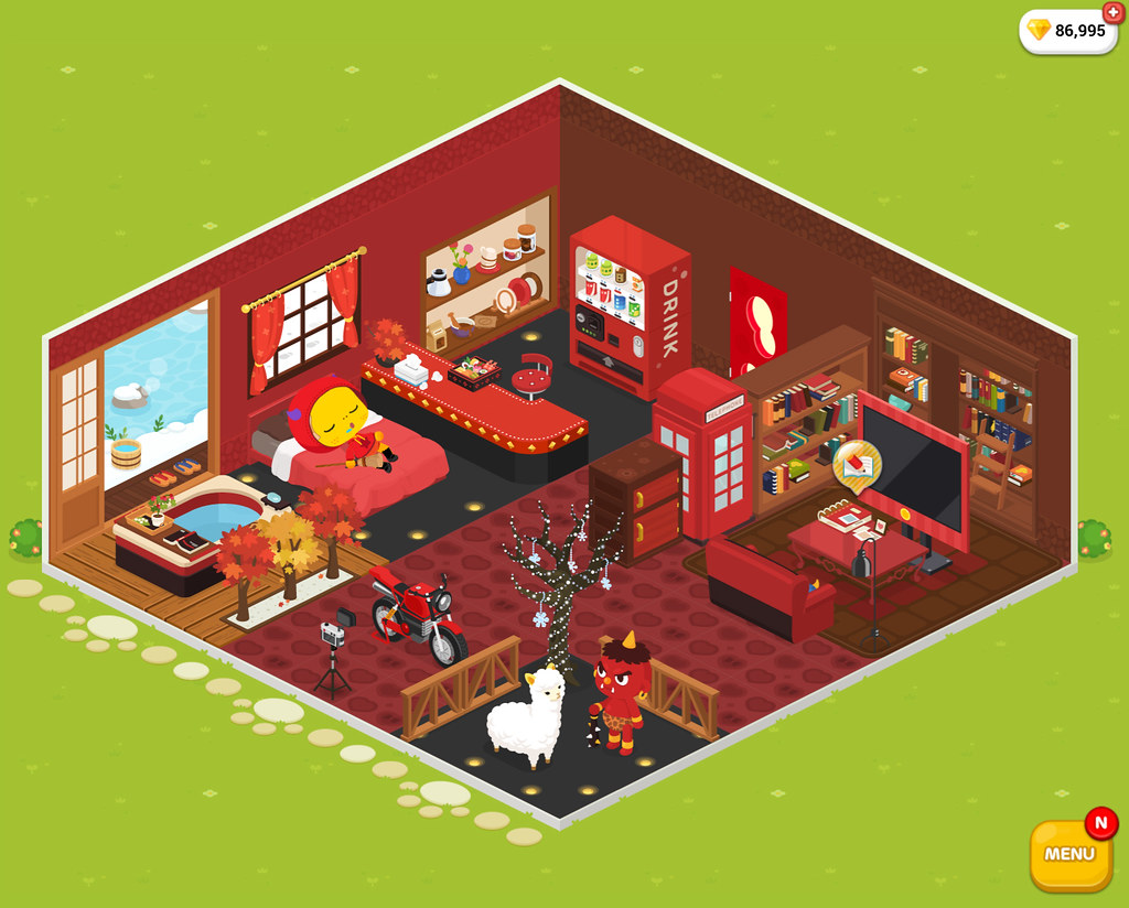 Play Room For Small Spaace