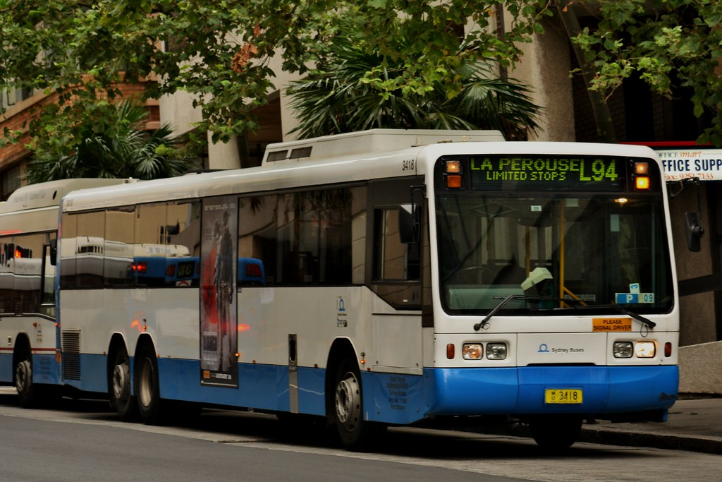 how to pay on sydney buses