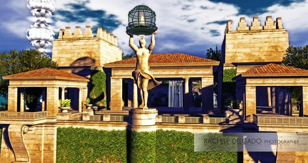 hanging gardens of babylon pdf