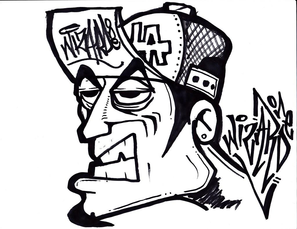 graffiti characters 6 | graffiti character | cholowiz13 | Flickr Graffiti