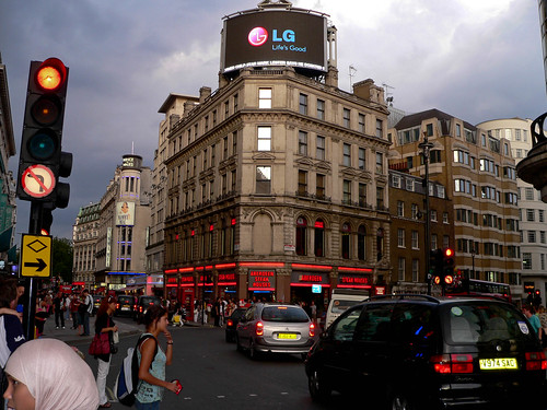 Picadilly Circus | by mshreedhaaran