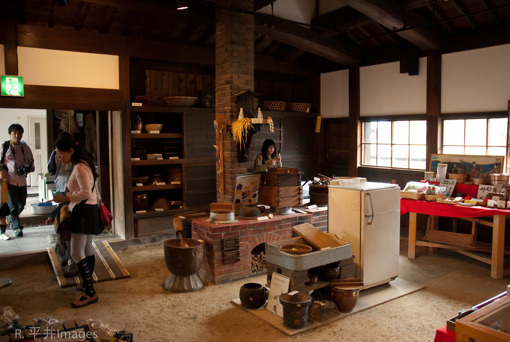 Traditional kitchen turned into a shop don t throw away for Japanese traditional kitchen design