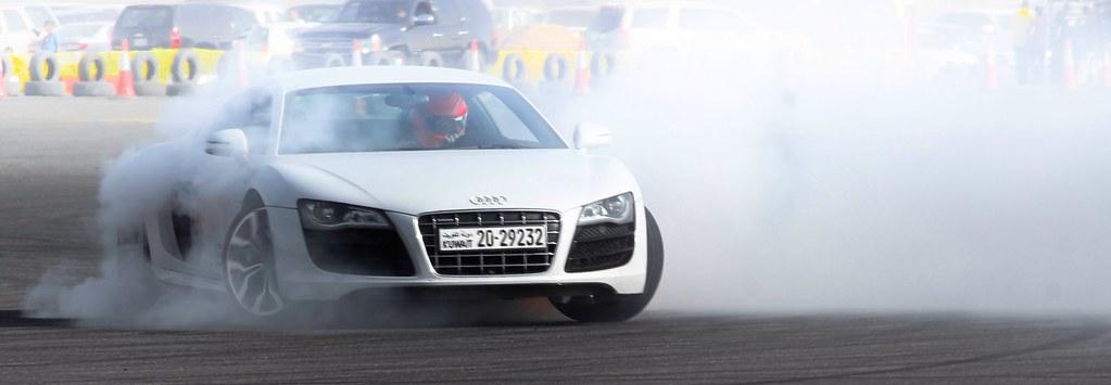 Image result for Audi R8 drifting
