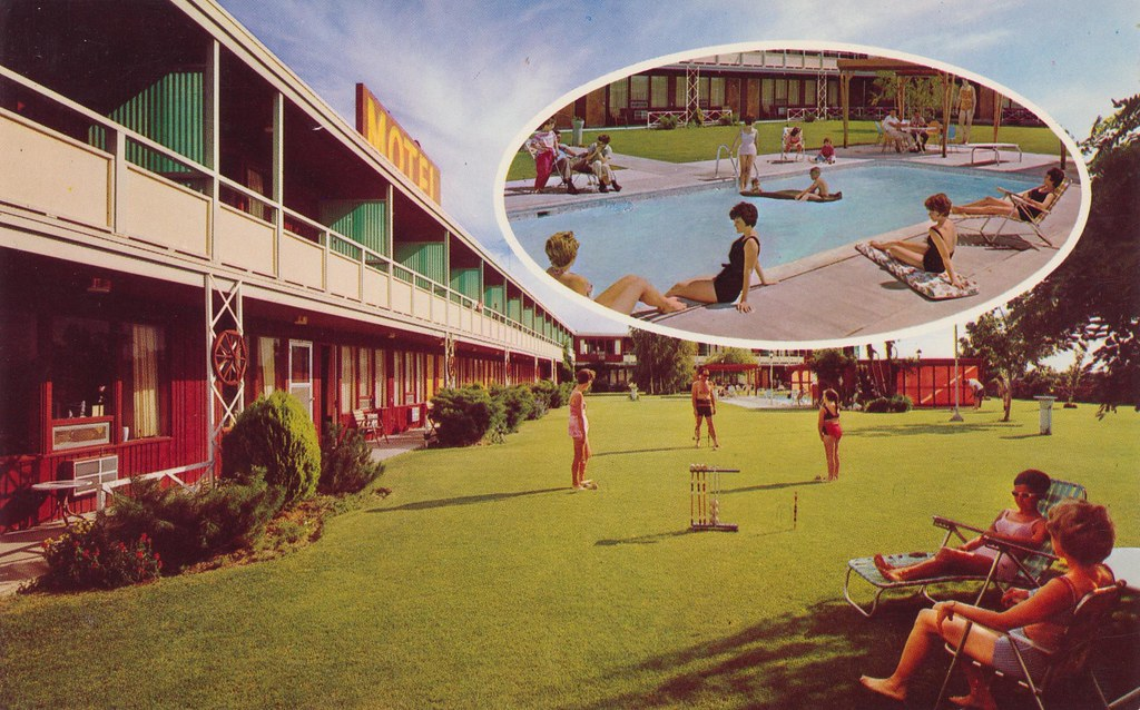 Oasis Motel - Moses Lake, Washington