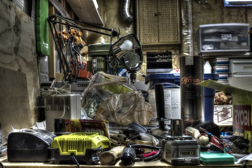 Time to Clean Up the Workbench | by k.landerholm